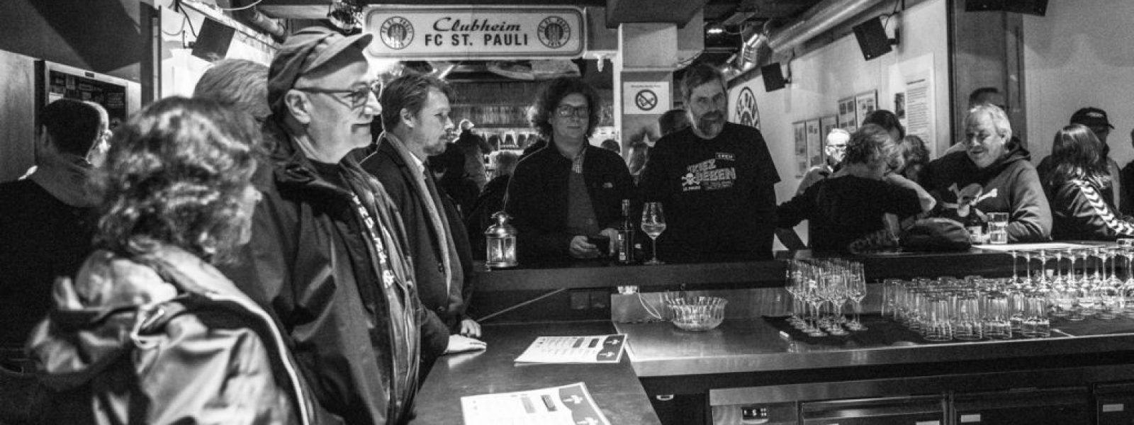 Eroeffnung FC St Pauli Museum (Foto Sabrina Adeline Nagel) - 2