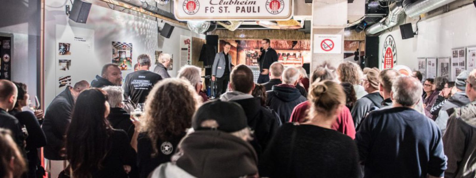 Eroeffnung FC St Pauli Museum (Foto Sabrina Adeline Nagel) - 9